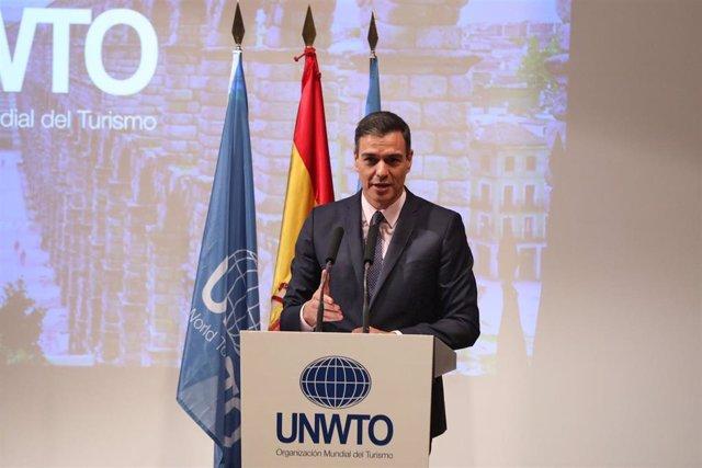Sánchez defiende que la financiación incluya especificidades del mundo rural par