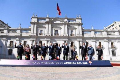 """Santos rechaza la integración regional con """"ideología política"""": """"PROSUR es lo mismo que UNASUR al otro lado"""""""