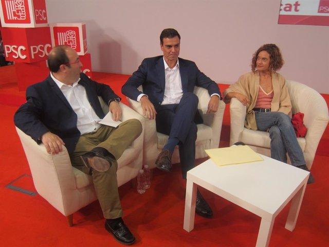 M.Iceta, M.Batet, C.Chacón  i P.Sánchez