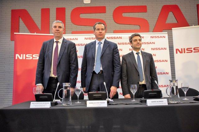 Nissan planteja reduir 600 llocs de treball i invertir 70 milions en la planta de Barcelona