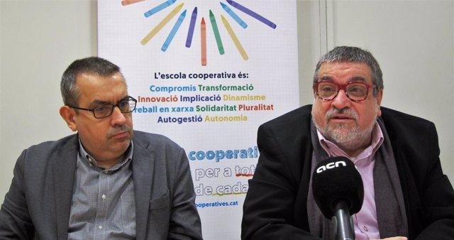 Escoles cooperatives constituiran una associació empresarial per aportar la seva