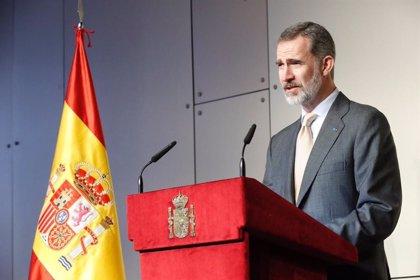 El Rey agradece a Argentina su acogida de españoles y a los emigrantes su aportación al bienestar de ambos países