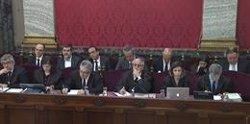 Observadors internacionals i mossos ferits en un escorcoll declaren aquest dimecres en el judici (SEÑAL DE TV DEL TRIBUNAL SUPREMO)