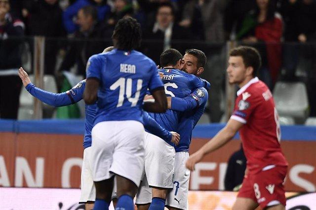UEFA Euro 2020 qualify - Italy vs Liechtenstein