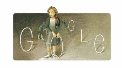 Google homenajea al artista argentino Raúl Soldi en el 114 aniversario de su nacimiento con un 'doodle' especial