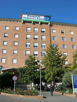 Sucesos.- Trasladados al hospital de Toledo dos hombres heridos leves por arma blanca en Seseña