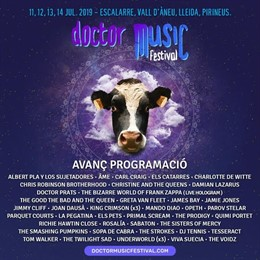 Cartel de Doctor Music Festival