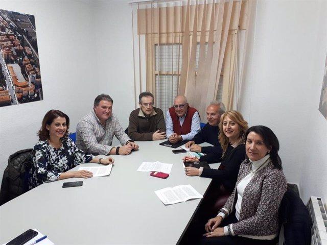 """26M.- Buj (PP) Promete Que """"Habrá Centros Sociales Y Culturales En Todos Los Bar"""