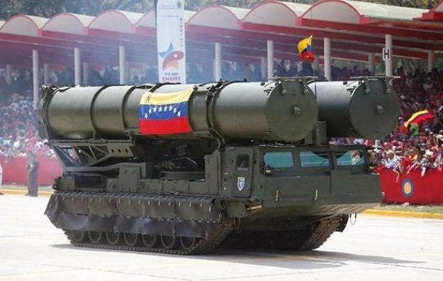 ¿Qué Es Y Cómo Funciona El Sistema De Misiles Antiaéreo Ruso S-300 Desplegado Po