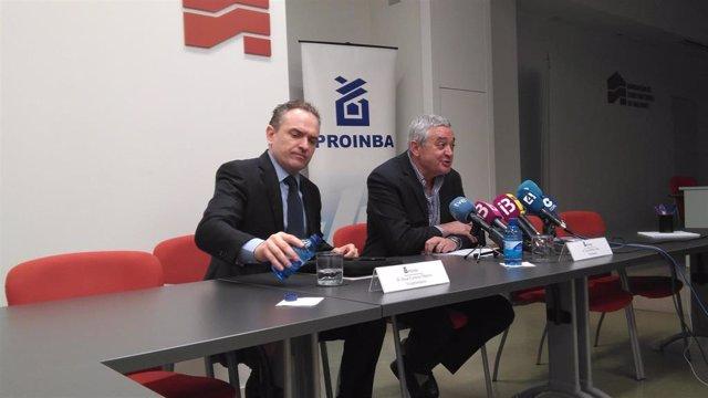 Proinba alerta de que el déficit de vivienda en Baleares es de 16.000 unidades