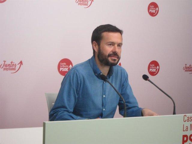 """PSOE, orgulloso de que Page haya cumplido el déficit y la deuda """"rescatando"""" san"""