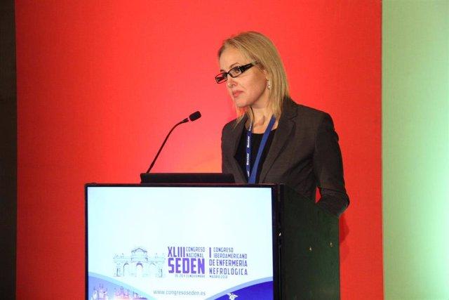 Directora de la ONT, Beatriz Domínguez Gil