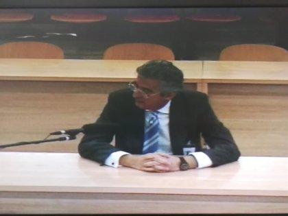 """Economía.- Amat afirma que Bankia acordó blindar la inversión de Gestamp """"unos meses"""" al prever que la acción subiría"""
