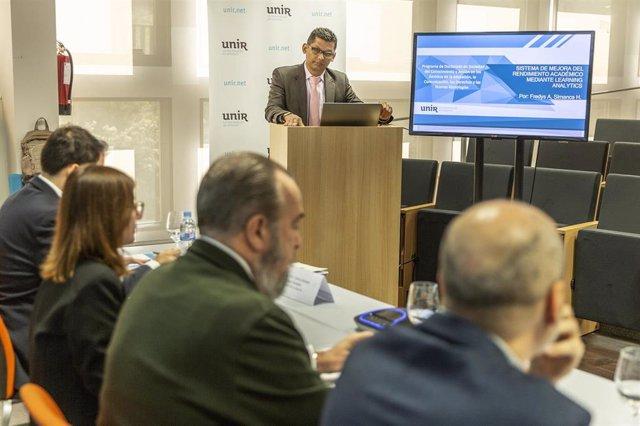 Nueva tesis doctoral en UNIR sobre un modelo online para mejorar el rendimiento