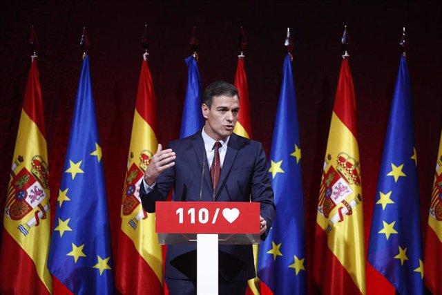 28A.- Sánchez promete un 'Green New Deal' para implantar la transición energétic