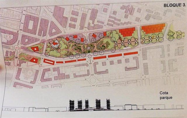 Los terrenos del PERI Ferrocarril podrán salir a la venta a partir del próximo v