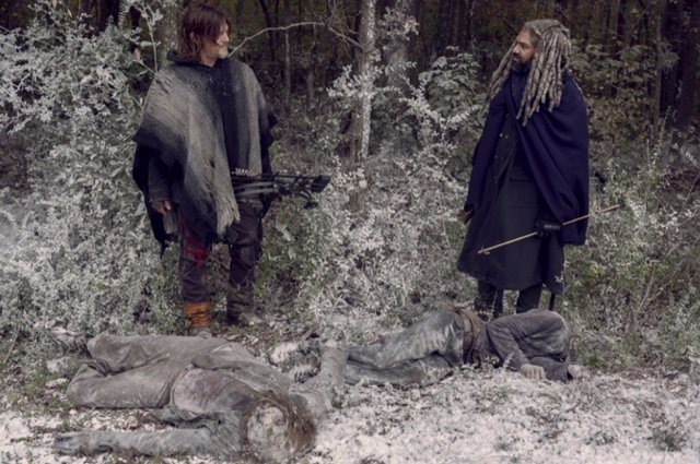 Winter Is Coming... A The Walking Dead