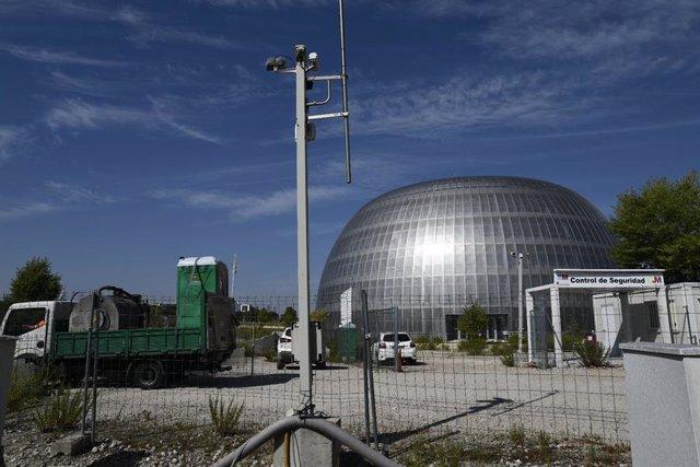 Campus de la Justicia de la Comunidad de Madrid en Valdebebas