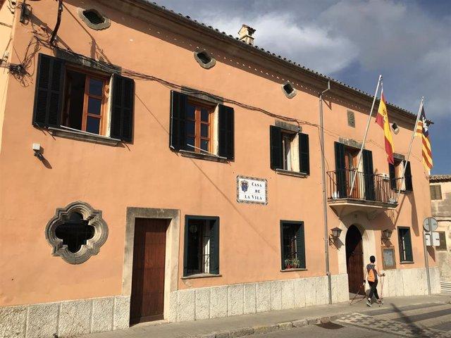 El Ayuntamiento de Marratxí saca adelante por unanimidad una moción 'antiokupas'