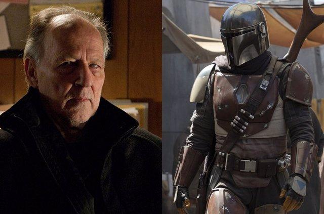 Werner Herzog será un villano en The Mandalorian, la serie de Star Wars