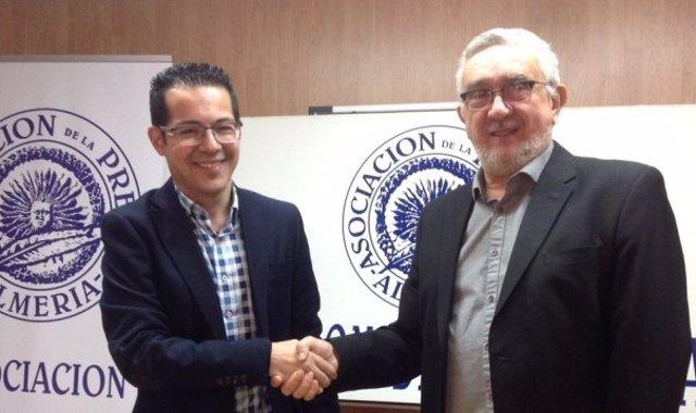 Almería.-Más de 19.000 periodistas de la FAPE se beneficiarán del convenio con C