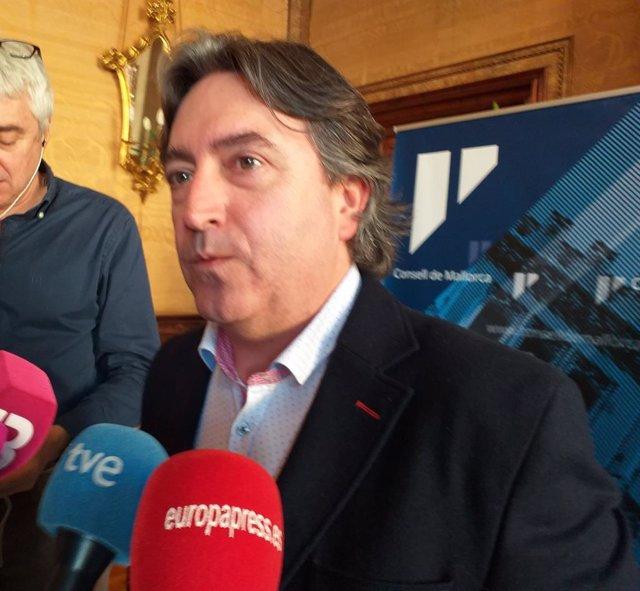 """El PP sosté que Ensenyat ha fet """"un discurs de ciència ficció"""" i """"ple d"""