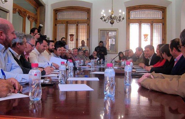 Jaén.- MásJaén.- El Consejo Provincial del Aceite de Oliva estudia medidas para
