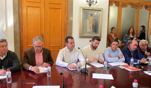 Jaén.- Organizaciones insisten en el almacenamiento privado del aceite para reve