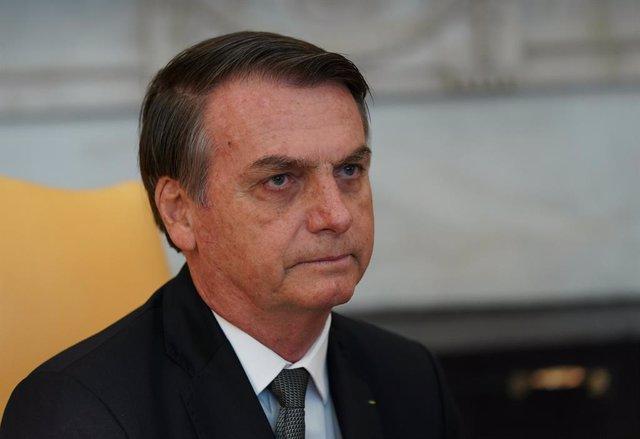Trump meets with President Jair Bolsonoro of Brazil