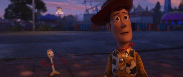 En busca del juguete perdido en el nuevo tráiler de Toy Story 4