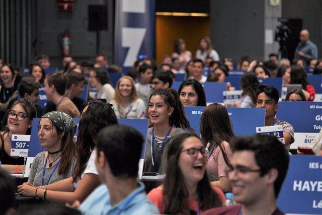Ocho estudiantes de Extremadura llegan a la final del programa de emprendimiento