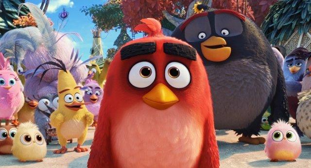 Tráiler de Angry Birds 2: Pájaros y cerdos se unen para combatir un nuevo enemig