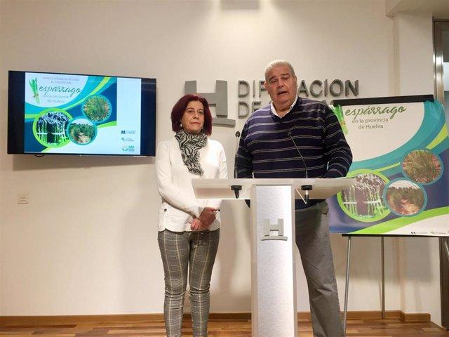 Agr.- Diputación convoca ayudas para el cultivo del espárrago como apuesta por l