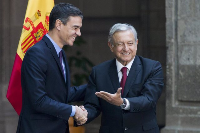 Spanish Prime Minister visits Mexico