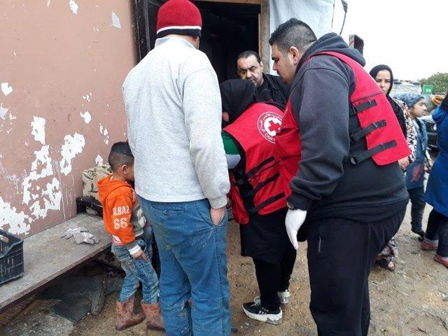 Córdoba.-Hinojosa, El Viso y Belalcázar y Cruz Roja se alían para mejorar la asi