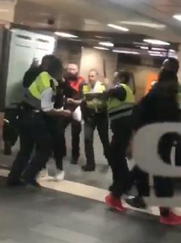 Los vigilantes de seguridad de Renfe