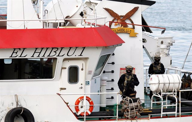 Europa.- Las Fuerzas Armadas de Malta interceptan un barco cuyo control había si
