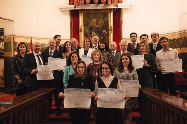 Cátedra Celgene de Innovación en Salud de la Universidad de Alcalá premia 7 proy