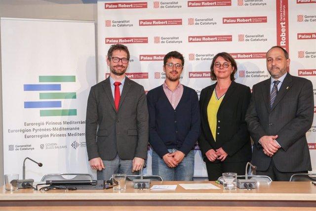 """Balears explica el seu model de transició energètica """"pioner"""" en una trobada de"""
