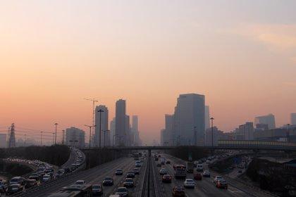 Idean un sistema para descontaminar el aire de las ciudades mediante cáscaras de arroz