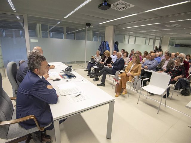 El Instituto de Medicina Legal de La Rioja acoge un encuentro sobre medicina leg