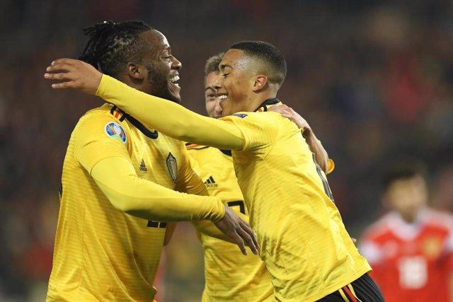 UEFA Euro 2020 qualify - Belgium vs Russia