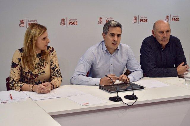 Zuloaga en CER PSOE
