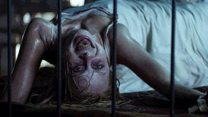 Así se convirtió Kirby Johnson en el 'Cadáver' más terrorífico: Hannah Grace vuelve a la vida en DVD y Blu-ray