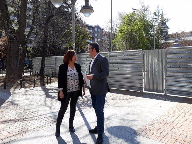 PSOE y Cs defenderán en el próximo pleno la paralización de la licitación de la