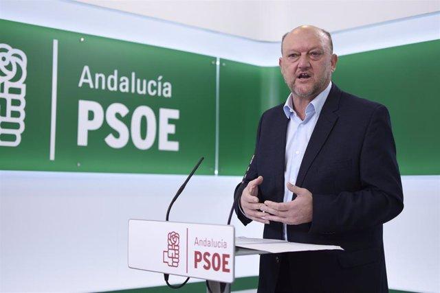 28A.- El PSOE de Sevilla reúne mañana a su comité para cerrar la propuesta de ca