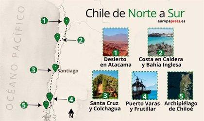 Esta es la ruta perfecta para recorrer Chile en Semana Santa