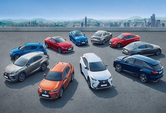 Economía/Motor.- Lexus lanza Full Drive, un nuevo sistema de financiación con cu