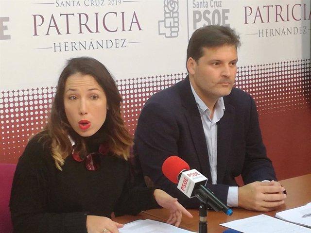 """El PSOE ve """"histórica"""" la sentencia de Las Teresitas y responsabiliza a Bermúdez"""