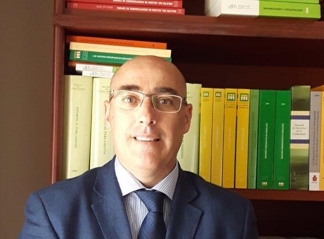 El abogado Pascual Valiente